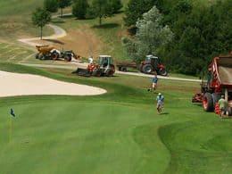 Entretien golf