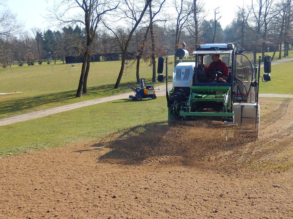 Rénovation Golf